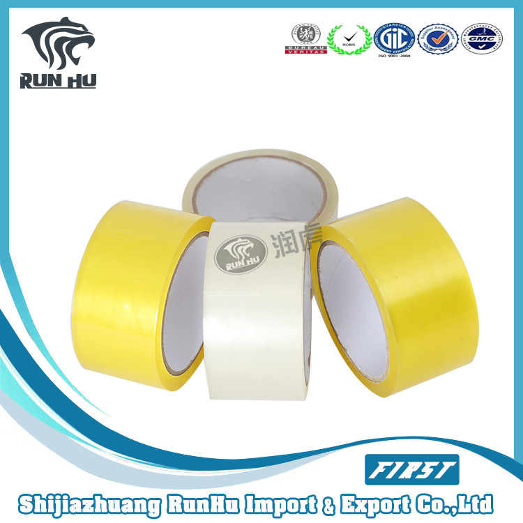 "2016 new product Fragile 3""X110 yards colored packing tape canada"