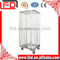 Electronic galvanized wire mesh Roll Container