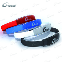 debossed rubber bands / silicone wrist bands / rubber wristband printing