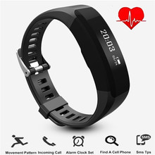 New H28 Heart Rate Monitor Intelligent Smart Watch Waterproof Vibration Alarm