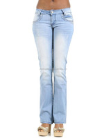 Wholesale custom jeans pants women brazilian jeans women
