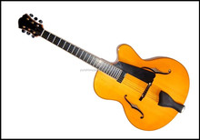17inch fully handmade solid wood archtop jazz guitar