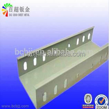 OEM metal stamped welded power coated aluminum sheet metal rack mount chassis