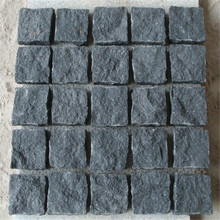 China Outdoor Black Granite G684 Paver