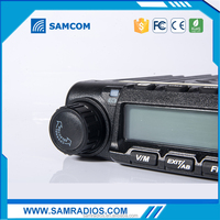 SAMCOM AM-400UV mobile radio hf radio transceiver from china
