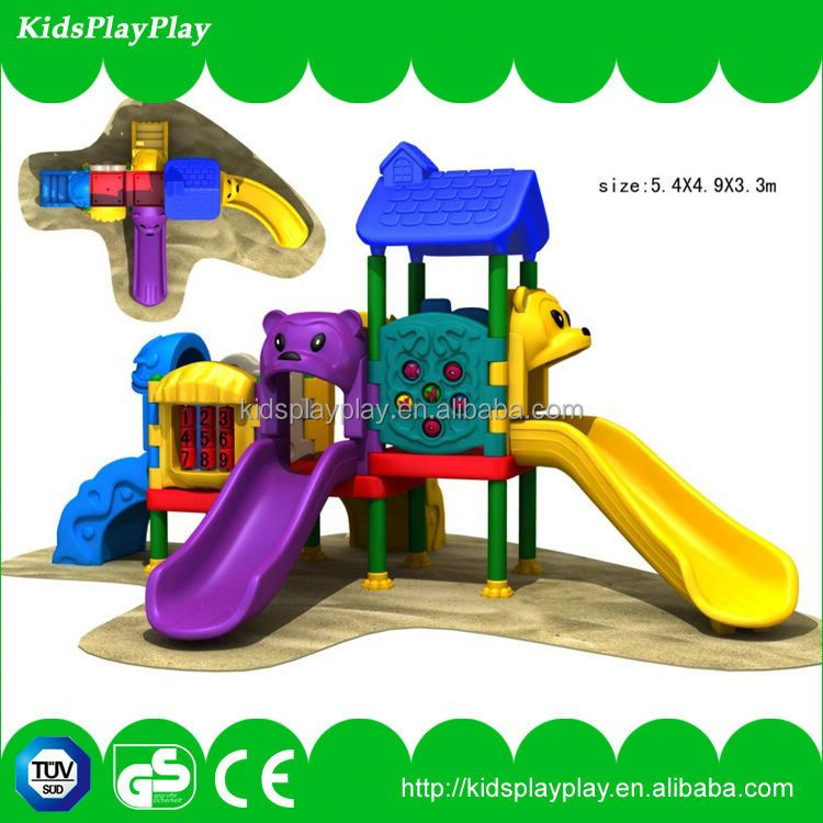 Eco-Friendly Low Price Outdoor Playground Seesaw Play Equipment