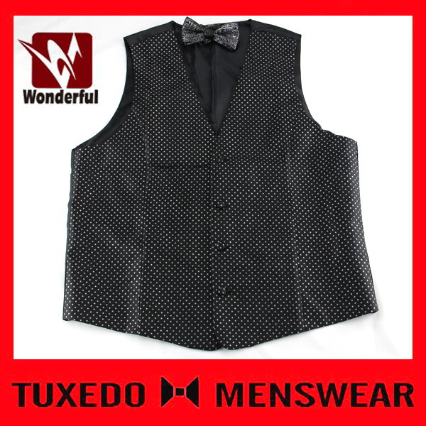 New style cheapest women'sexy black vest vendor