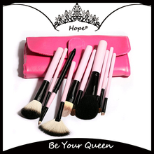10pcs Pink Suppliers China Makeup Brush Kit