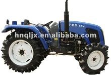 Multiple uses 55hp 4wd power king and insignificant pollution agri tractor