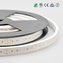 High consistency SMD 2835 3528 5630 ws2812b anti-glare silicone-tube IP67 waterproof led strip