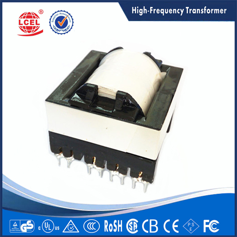 Horizontal high quality EC/EE/EI type high frequency transformer