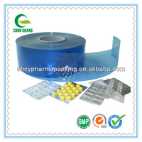 PVC/PVDC laminated film for pharmaceutical packing