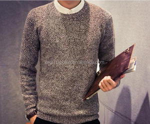 4 sizes 5 colors 2016 new mens handmade wool knitted pullover