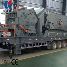 Construction Waste Recycling Crawler Mobile Jaw Crusher Plant Price For sale