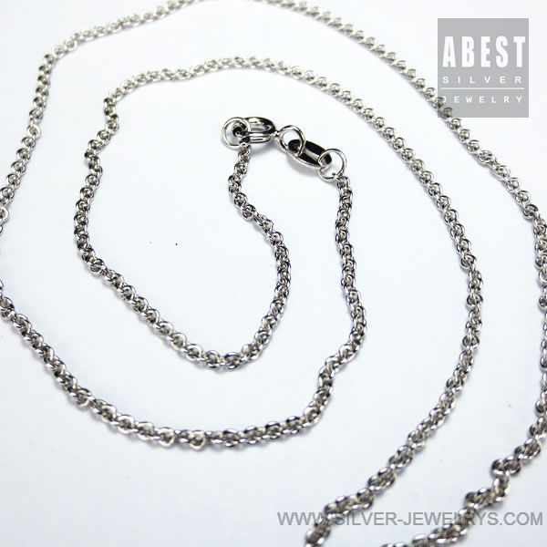 Really Cheap Sterling Silver Jewelry 925 Silver Chains