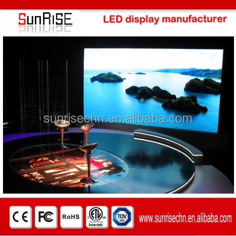Top Sell Advertising Indoor SMD full color star sports live cricket matchstage led display screen led display panel/bill