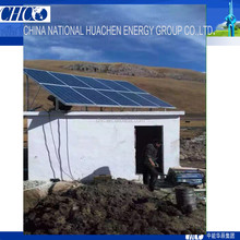 high efficience wind turbine and solar panel hybrid system 1000w