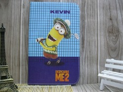 For ipad 2 3 4 despicable me case, Lovely Minion Despicable Me Pattern Moive Case For Apple iPad 2 3 4
