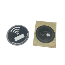 Free samples smart nfc tag, sticker