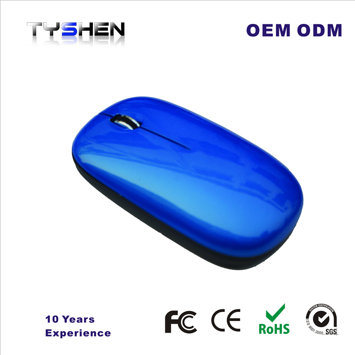 2.4G Wireless 3D Finger Air Mouse Ultra-thin Mouse
