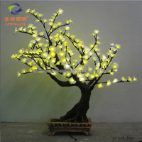 Shengjia SJ-PJS-A001 LED Bonsai TREE flower vas decoration