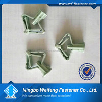 nylon foldable hand fans nylon anchor PA PE white nylon hardware made in China manufacturers suppliers exporters anchors