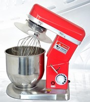 commercial cake mixers with egg whisk,dough hook,SL beater