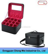 Aluminum professional cheap cosmetic beauty portable case