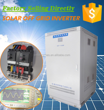 5KW to 250kW Three Phase Pure Sine Wave Hybrid Inverter