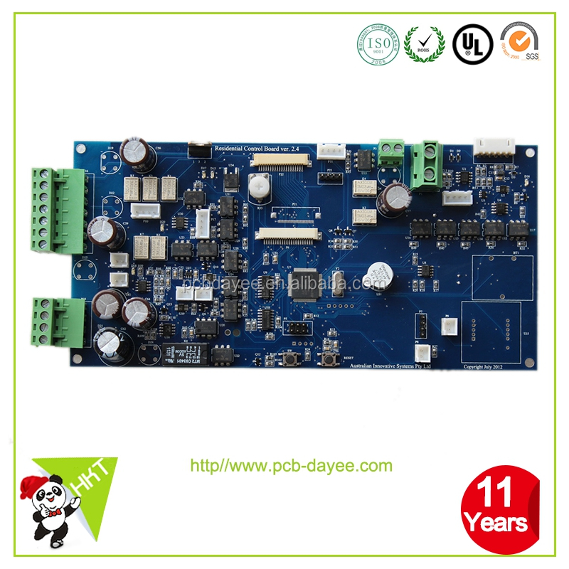 Top quality printed circuit board fabrication pcb assembly