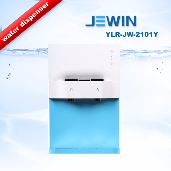 2016 New design with inner filter system direct pipe in desktop water dispenser