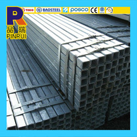 HR tube ASTM A36 rectangular steel pipe