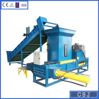 CE standard straw bagging machine haylage balers hay bundling machine