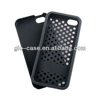 Rugged mobile phone case for iPhone 5 promotional