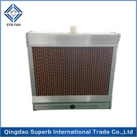 High Quality Exhaust Fan Cooling Pads For Greenhouse