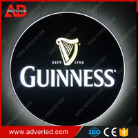 Customized Bar Sign Guinness Acrylic Sign