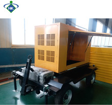 Factory direct sale mobile power mounted trailer genset