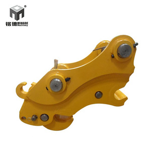 China supplier 6T excavator bucket Hydraulic quick linker couplers