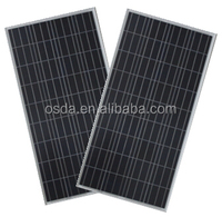 TUV Certificated 150w polycrystalline solar panel pv module