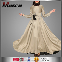 new muslim dress 2016 women Islamic kaftan dubai for women abaya dress