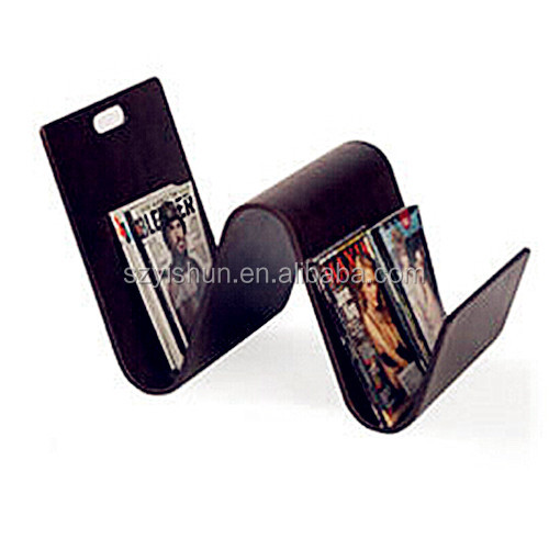 JLP acrylic Book display stand