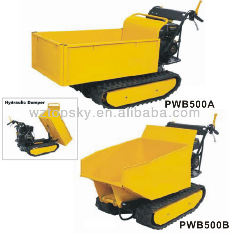 Mini Dumper / Power Barrow / Muck Truck / Garden Transporter