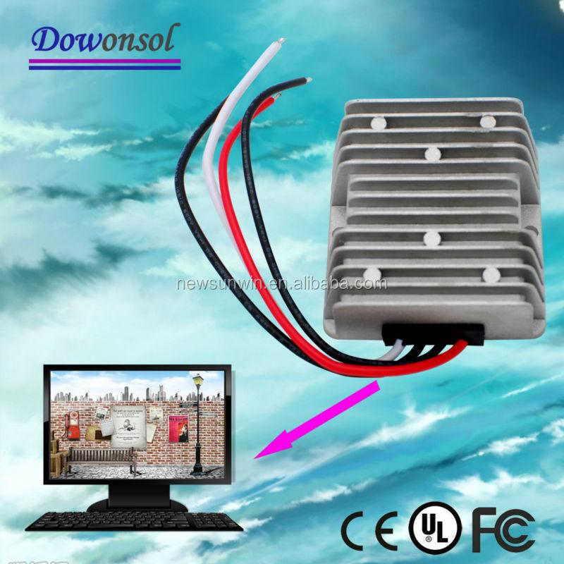 High Voltage Dc To Dc Converters 12 24v To 6v 10a Step