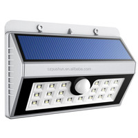 2015 new arrival solar sun flower light NO MOQ IP65 red yellow green blue solar security light with ISO CE certificate