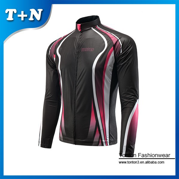 top quality quick dry custom sublimation cycling jerseys