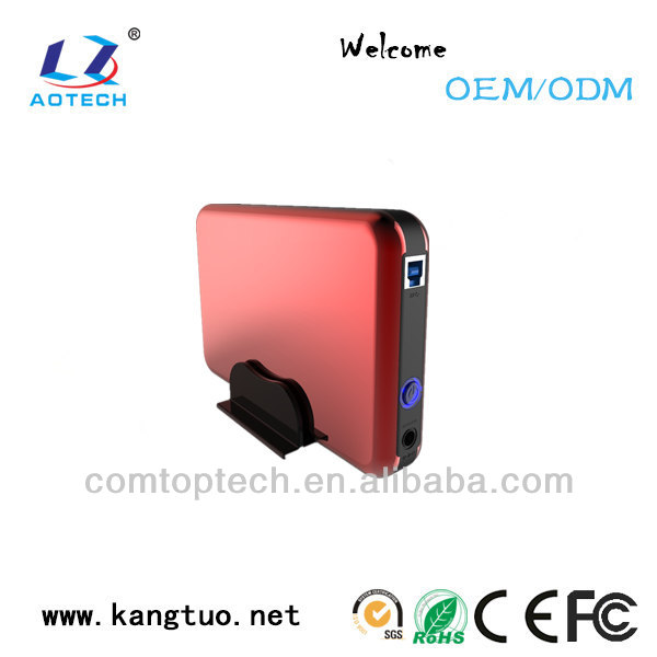 factory 3.5 sata hdd external case