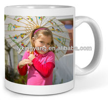 specialized custom ceramic photo mug