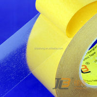 hot resistance adhesive double sided PET tape JLS-512, wate & high temperature &ageing resistance tape