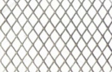 Galvanized expanded metal mesh for auto Filters