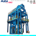 PUDA 500-2000kg Automatic Bulk Bag Belt Conveyor Bagging Machine for Metal